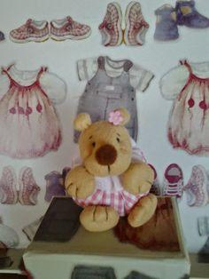Los mundos de Esthercita: Un nuevo miembro en la familia Teddy Bear, Toys, Animals, Plushies, Activity Toys, Animales, Animaux, Toy, Teddy Bears
