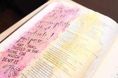 my words shall accomplish isaiah 55:11 illustrated faith by Daughter Zion Designs
