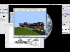 ArchiCAD Tip #13: Quick and Pretty Renderings From ArchiCAD
