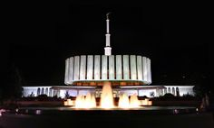 Provo, UT LDS Temple    Find more LDS inspiration at: www.MormonLink.com
