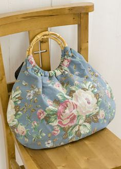 Bag pattern with link to PDF