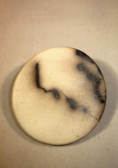 Horsehair Brooch 1 – Nicola Drennan Ceramics