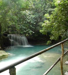 Kawasan 2nd Falls ( Badian Cebu)