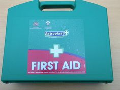 Astroplast 10 Person Green Boxed First Aid Kit Meets Minimum Code of Practice Listing in the First Aid Kits,First Aid,Health & Beauty Category on eBid United Kingdom