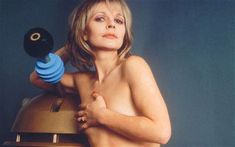 Jo Grant (played by Katy Manning, 1971-3)  Dang!