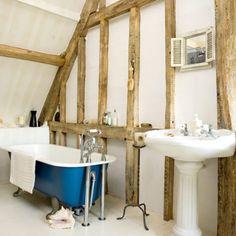 33 Cool Attic Bathroom Design Ideas | Shelterness