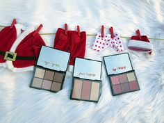 QUO Cosmetics for the Holidays ~ #QUOHOLIDAY #Review #Giveaway #2017GiftGuide Beauty on the go Trio