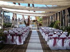 ceremony landing