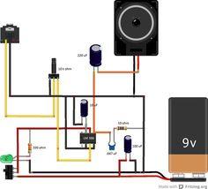 circuitos amplificadores de audio - Pesquisa Google