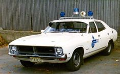 """Historic"" Australian Police cars - Australian Ford Forums #fordclassiccars"