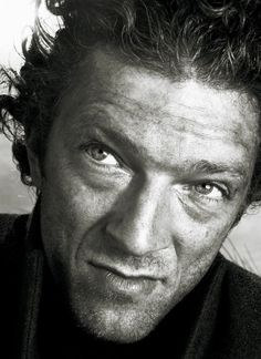 Vincent Cassel by Michelangelo Di Battista.