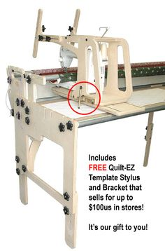 Make leaders for a longarm quilting frame from pillow ticking ... : proflex quilting frame - Adamdwight.com