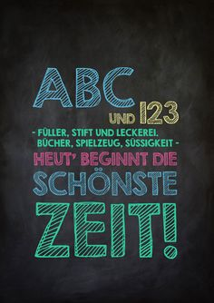Die schönsten Sprüche zur Einschulung Best Picture For Montessori Education at home For Your Taste You are looking for something, and it is going to tell you exactly what you are looking for, and you Preschool Printables, Kindergarten Activities, First Day Of School, Back To School, School Enrollment, Montessori Education, Humor Grafico, Teacher Humor, School Humor