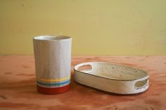 Alex Reed Ceramics.