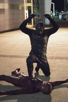 Imagen del villano de la segunda temporada de 'The Flash'.