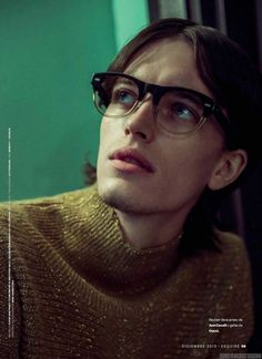 Male Fashion Trends: Egon van Praet y Reuben Ramacher para Esquire España Dicembre 2015