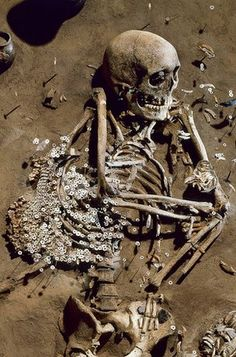 DNA from ancient skeletons has revealed how a complex patchwork of prehistoric migration fashioned the modern European gene pool