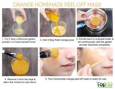 Homemade Peel-Off Masks for Glowing, Spotless Skin Top 10 Home diy peel off face mask - Diy Face Mas Diy Exfoliating Face Scrub, Diy Face Scrub, Face Scrub Homemade, Homemade Face Masks, Diy Face Mask, Face Diy, Face Face, Homemade Peel Off Mask, Diy Peel Off Mask