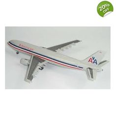 JC Wings American Airline..