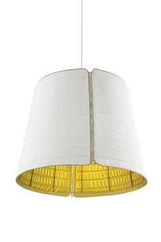Studio Catoir Pharaoh Lamp - Pharaoh suspended ceiling light is a homage to Michael Jackson, whom many consider to have been the King (pharaoh) of Pop. Suspended Ceiling Lights, Wall Lights, Ceiling Lamp, Ligne Roset, Cool Lighting, Lighting Design, African Design, Lamp Design, Pendant Lamp