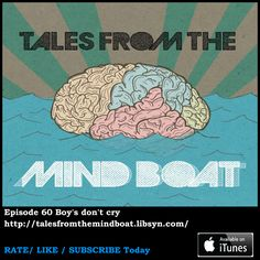 Episode 60 of Tales from the Mind Boat in the weeks episode is all about being under pressure to excel. No guests this week just a new essay on depression, sadness and being identified as being at abnormal.   Enjoy    Tales from the Mind Boat on Twitter Trav Nash on Instagram Photos from the old days of the Rhino Room