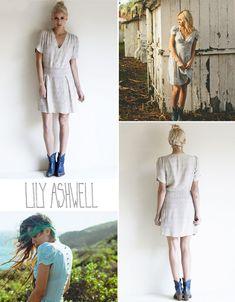 lily ashwell clothing / sfgirlbybay