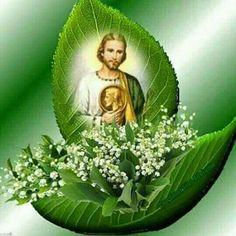 85 Mejores Imágenes De San Judas Tadeo Prayer Prayers Y Saints