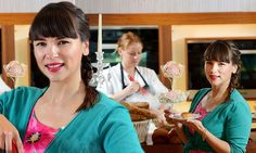 Rachel Khoo unveils patisserie where everything is baked using STEAM