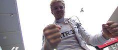 +++ Formel 1 in Suzuka +++: Rosberg-Triumph in Japan! Mercedes-Star siegt nach Hamiltons Start-Patzer souverän