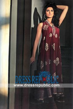 Pakistani Designer Dress  Checkout DressRepublic.com. by www.dressrepublic.com