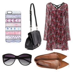"""""""outing with friends"""" by nate-kj on Polyvore featuring Proenza Schouler, Casetify and Vince Camuto"""