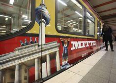 Popular Die S Bahn in Berlin Geliebt und gehasst zugleich
