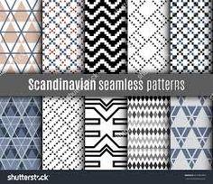 Image result for scandinavian patterns