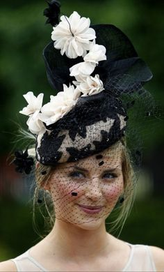 Eleanor Matthews at Royal Ascot 2013