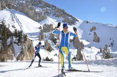 La stagione sciistica è alle porte #Queyras #neve #montagna