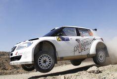 El equipo Volkswagen afronta un nuevo test en el Rally Acrópolis Skoda Fabia, Cars And Motorcycles, Rally, Volkswagen
