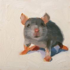 """Mouse"" by Michael Chamberlain"