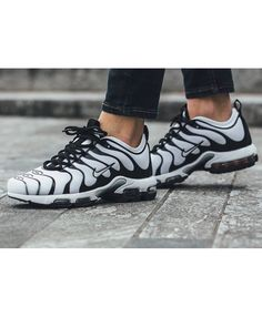 """f102eda70c15 deals nike air max plus ultra women s """"white black"""" trainer at fabulously  cheap prices"""