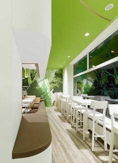 Design Wienerwald restaurant by Ippolito Fleitz Group