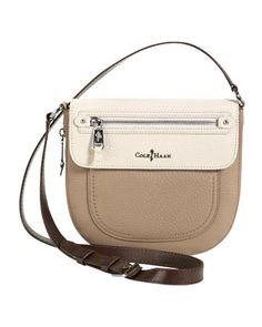 d2c787efe3 Cole Haan Crosby Colorblock Canteen Crossbody Bag. Designer Crossbody BagsLast  ...