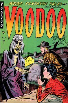 Halloween Terror comic   10 Spooky Halloween-Themed Golden Age Horror Comic Book Covers ...