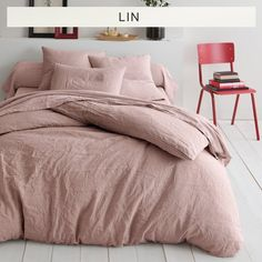 1000 ideas about housse de couette lin on pinterest toile ikea and duvet. Black Bedroom Furniture Sets. Home Design Ideas