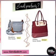 ¿Con cuál te quedás para mañana?  Encontralas en ➜ http://tiendadcm.com/products/list/brand/20730