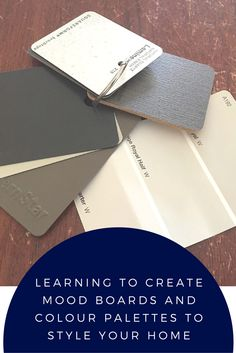 Learning to Create Mood Boards and Colour Palettes to Style Your Home (iscd iSTYLE Course Review Part 2)  #istyle #onlinecourse #interiors #interiordesign #design #style