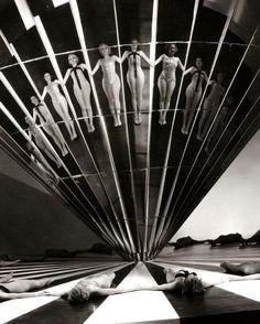 Ted Allan - Chorus Girls in Dancing Lady (1933 dir. Robert Z. Leonard).