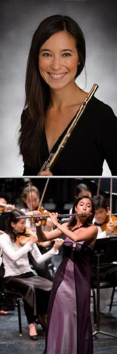 Hire Katrina Walter if you are looking for a passionate professional who has been teaching since 1999. She offers advanced and beginner flute lessons to students of all ages.