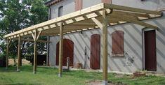 Pergolati in legno - Legno Costruire