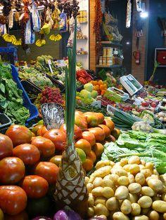 Mercado de Triana - Sevilla,  Spain