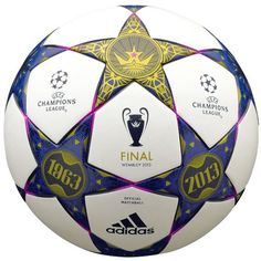 I Want This UEFA Champions League 2012-2013 Official MatchBall
