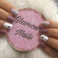 Glamour Nails, Nail Decorations, Nail Arts, Gel Nails, Nail Designs, Instagram, Diana, Collection, Nail Ideas